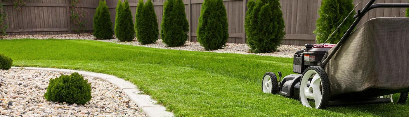 Granit Gartenarbeit